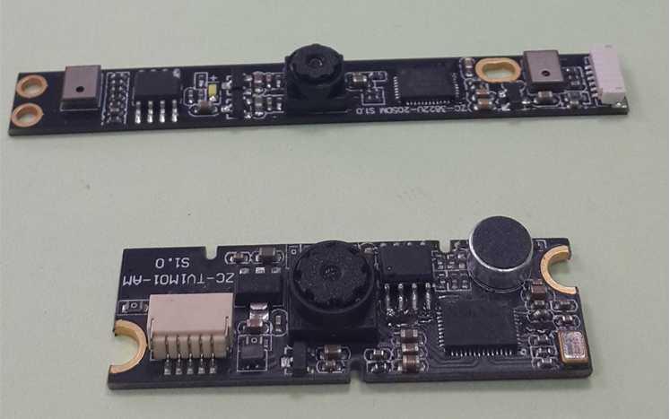 130万像素USB接口模组