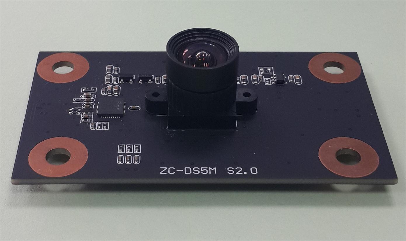高拍仪摄像头模组