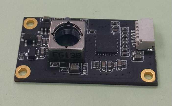 500万像素 USB接口模组